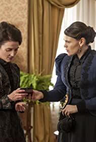 Clea DuVall and Michelle Fairley in The Lizzie Borden Chronicles (2015)