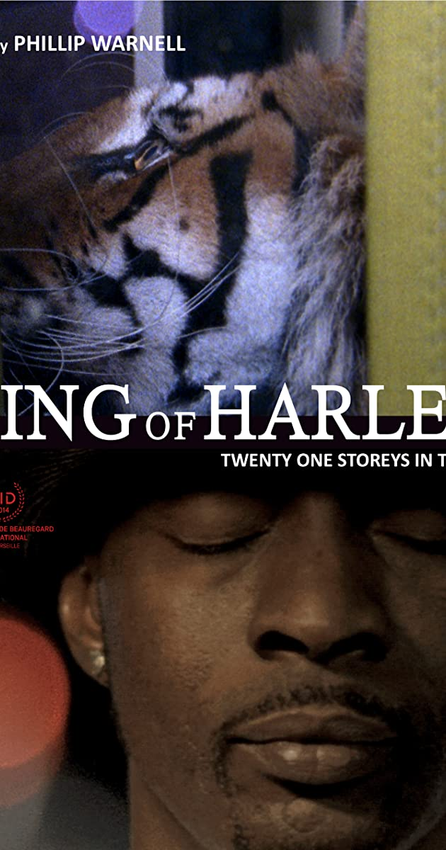 Subtitle of Ming of Harlem: Twenty One Storeys in the Air