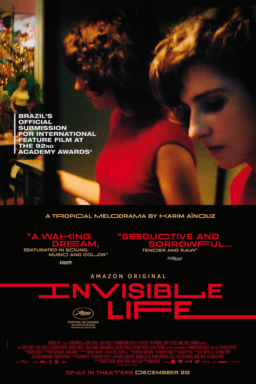 A Vida Invisível (2019)