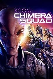 XCOM: Chimera Squad Poster