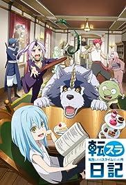 Tensura Nikki: Tensei shitara Slime Datta Ken Poster