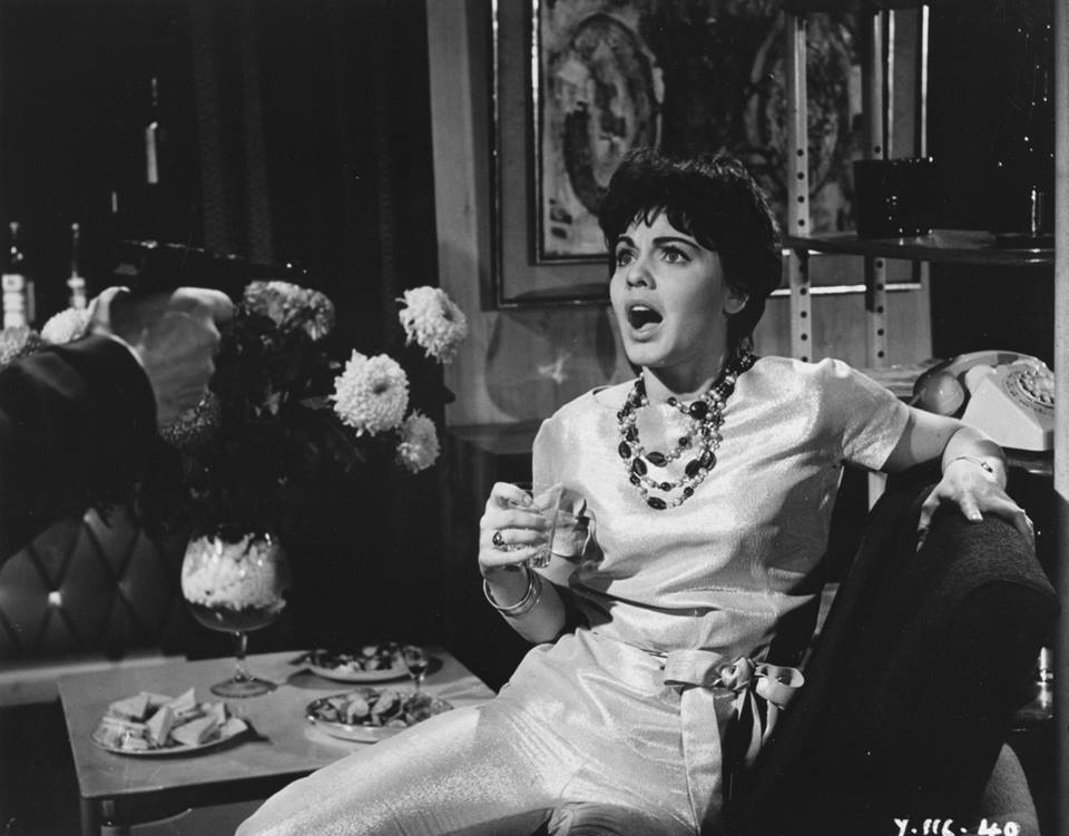Erika Remberg in Candidate for Murder (1962)