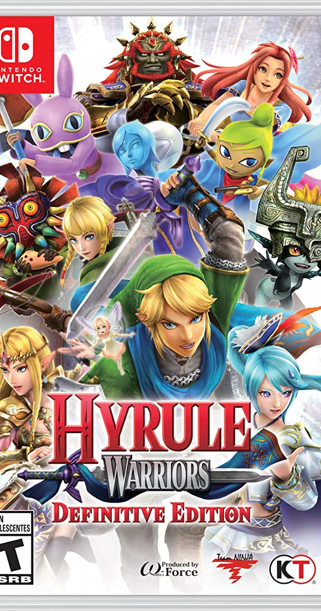 Hyrule Warriors Definitive Edition Video Game 2018 Imdb