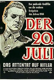 The Plot to Assassinate Hitler Poster
