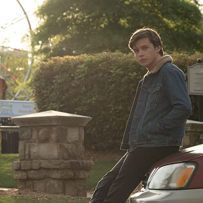 Nick Robinson in Love, Simon (2018)