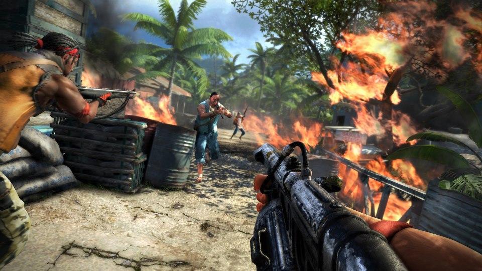 Far Cry 3 (Video Game 2012) - Photo Gallery - IMDb