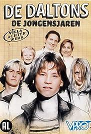 De Daltons, de jongensjaren Poster