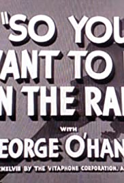 So You Want to Be on the Radio(1948) Poster - Movie Forum, Cast, Reviews