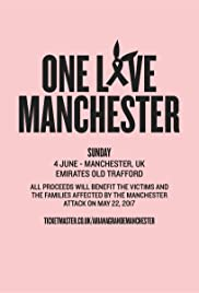 One Love Manchester Poster
