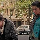 Pierre Cadeac and Emmanuelle Escourrou in Baby Blood (1990)