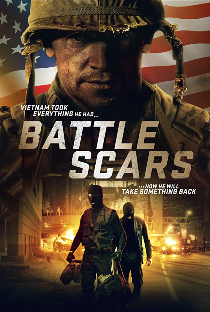 Battle Scars 2020 Hindi ORG Dual Audio 300MB HDRip ESubs Download