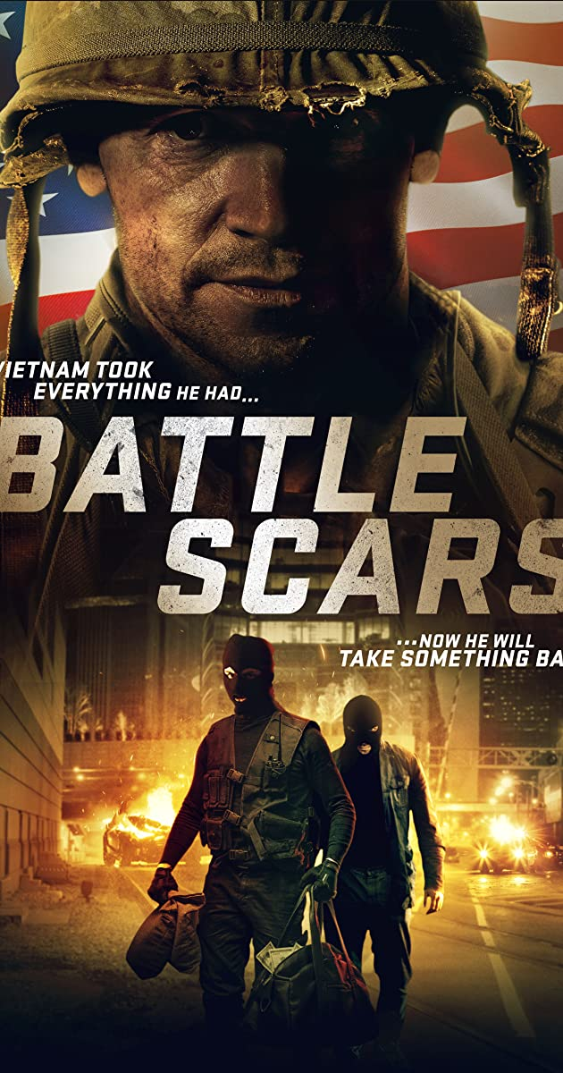 Battle Scars (2020) English