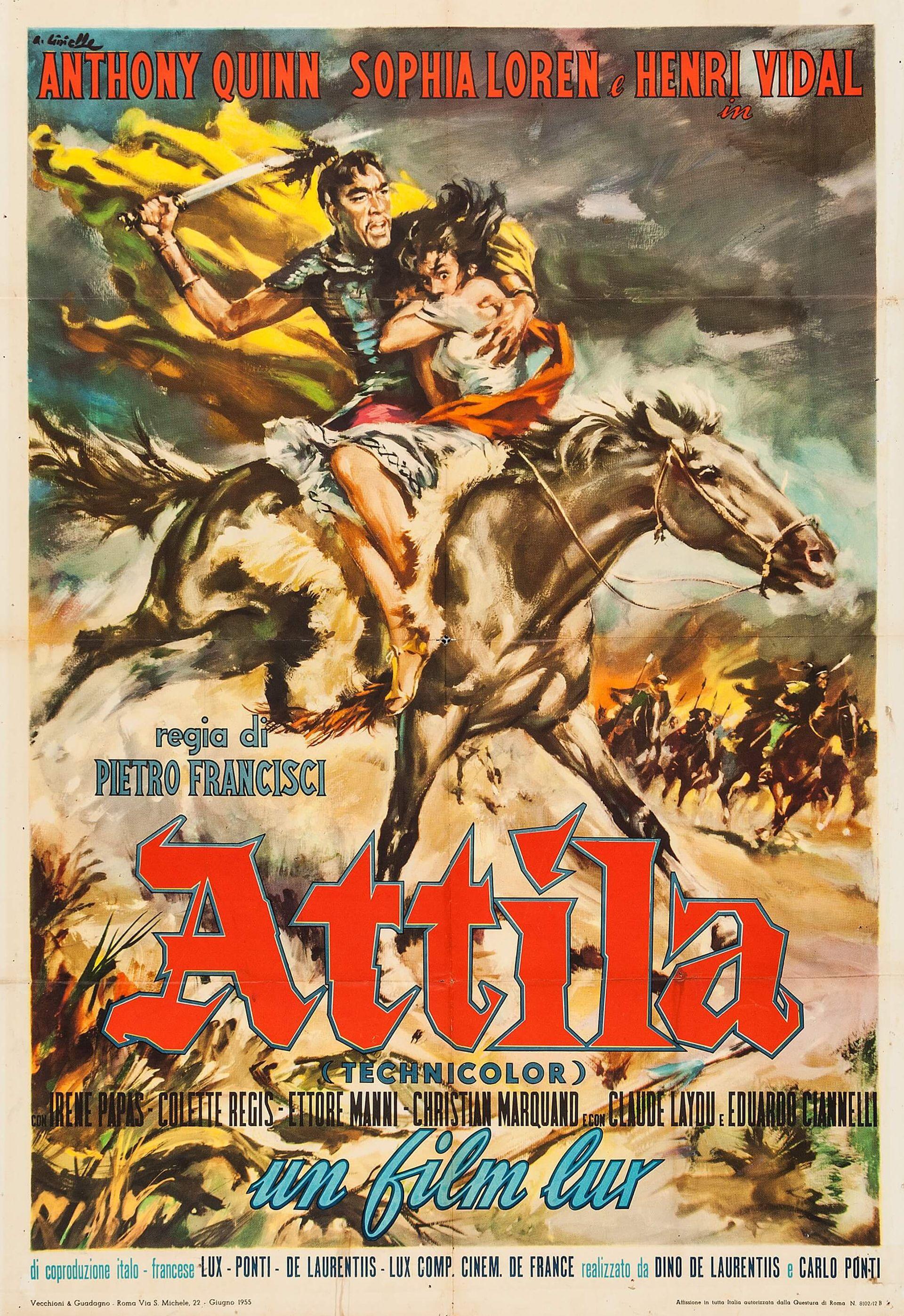 foto de Attila (1954) - IMDb