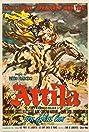 Attila (1954) Poster