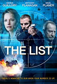 Sienna Guillory, Bill Paterson, and Anthony Flanagan in The List (2013)