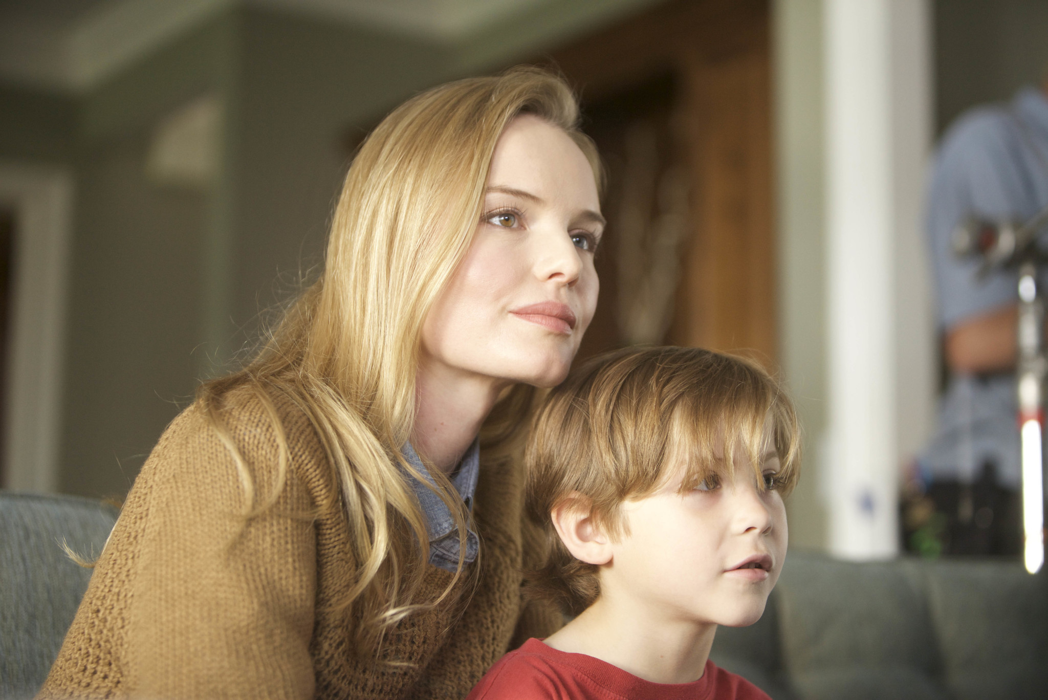 Kate Bosworth and Jacob Tremblay in Before I Wake (2016)