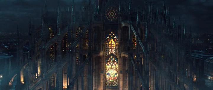 I frankenstein welche kathedrale