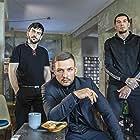 Mark Filatov, Surho Sugaipov, and Magomedov Abusupyan in Nightlife (2020)