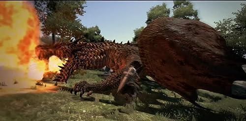Dragon's Dogma: Drake Gameplay