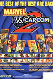 Marvel vs. Capcom 2: New Age of Heroes (2000) Poster - Movie Forum, Cast, Reviews