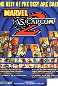 Primary photo for Marvel vs. Capcom 2: New Age of Heroes