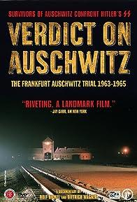 Primary photo for Strafsache 4 Ks 2/63 - Auschwitz vor dem Frankfurter Schwurgericht