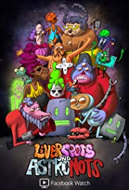Liverspots and Astronots Poster