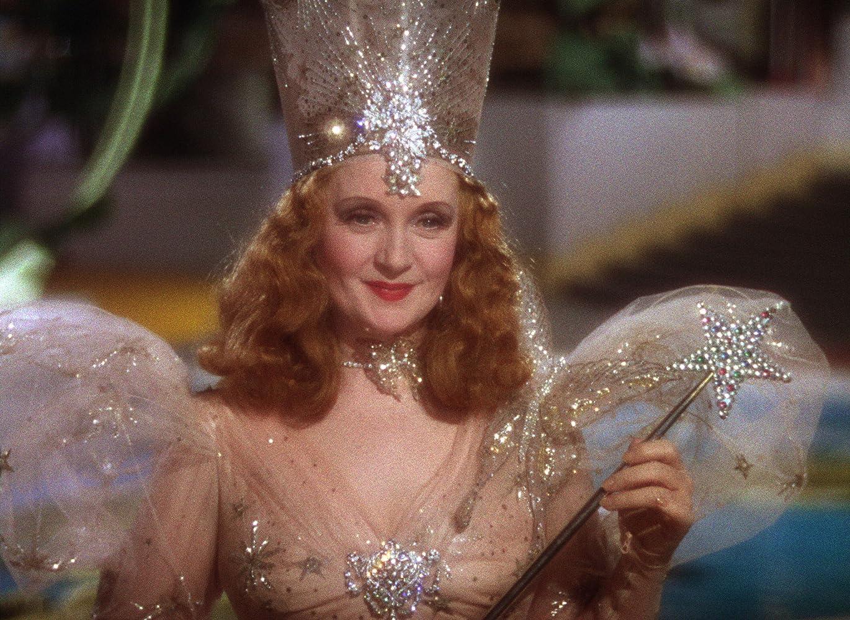 Billie Burke in The Wizard of Oz 1939