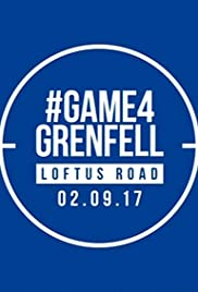 #Game4Grenfell Poster
