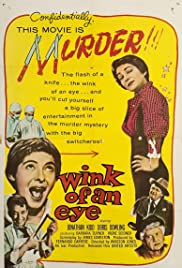 Wink of an Eye Poster