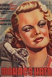 Makacs Kata Poster