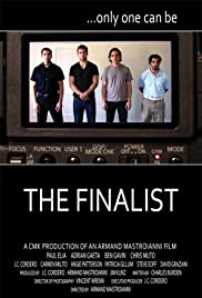 The Finalist Poster