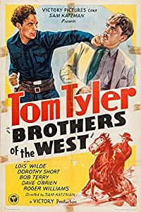 Watch video online movies Brothers of the West [420p]