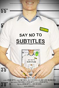 Downloadable dvd movie Say No to Subtitles [hd720p]