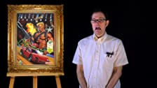 Bad Game Cover Art: The Ultimate Stuntman