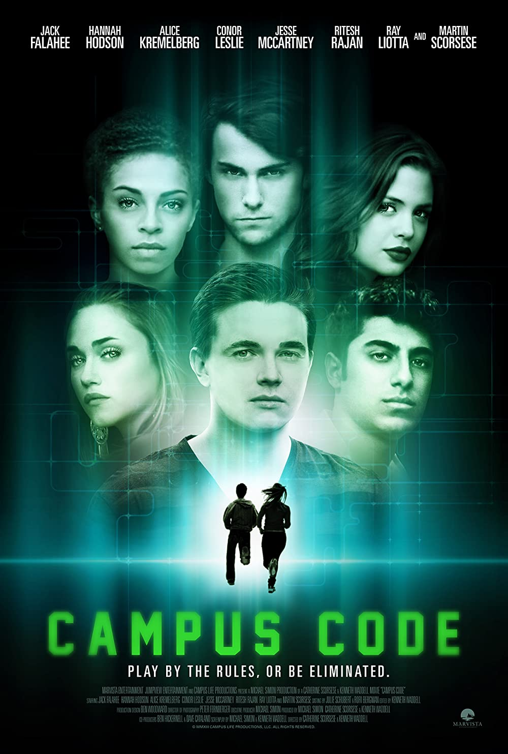 Campus Code 2015 Hindi Dubbed 720p HDRip 750MB Download