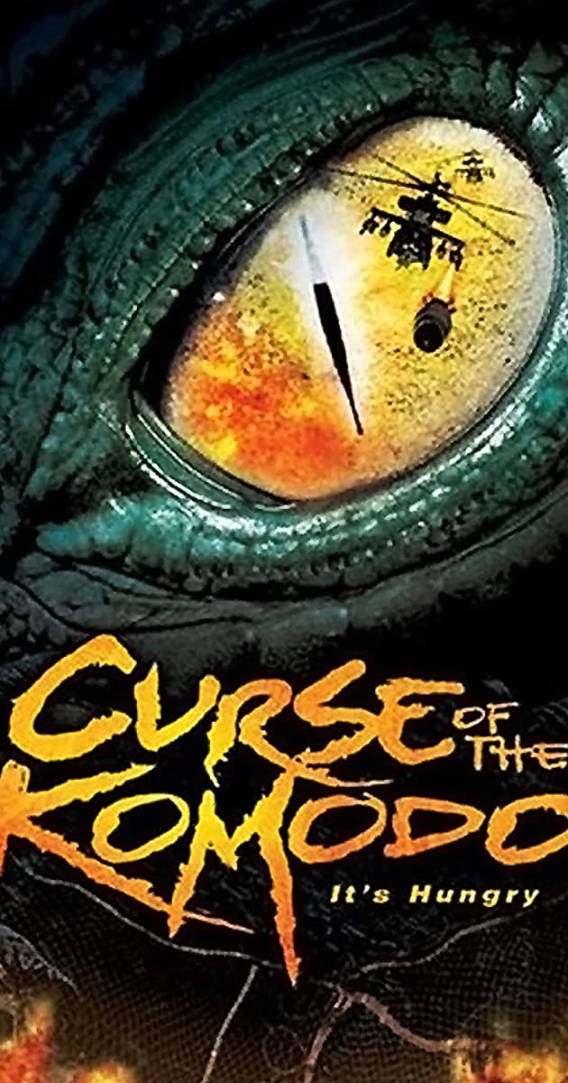 Subtitle of The Curse of the Komodo