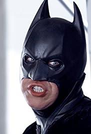 Batman Says His Goodbyes Poster