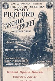 Fanchon, the Cricket Poster