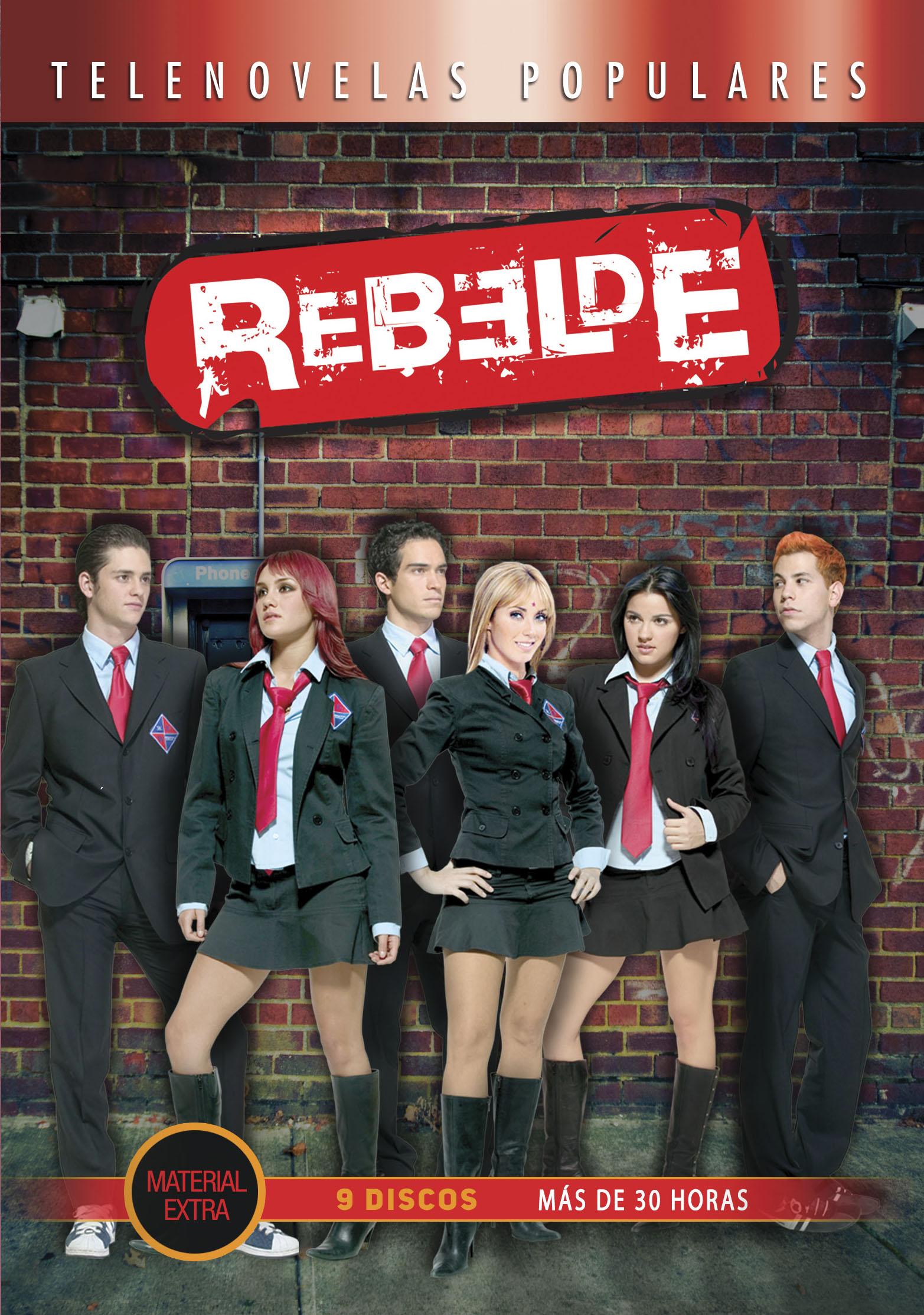 Rebelde (TV Series 2004–2006) - IMDb