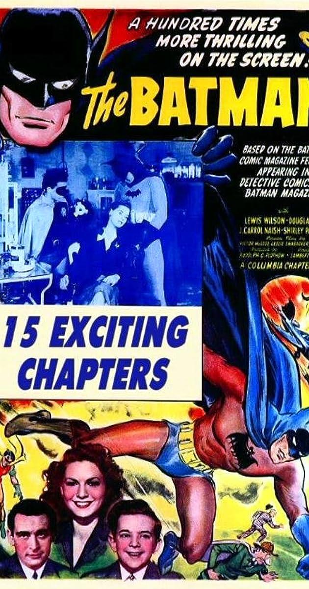 Batman 1943 Imdb
