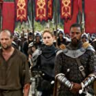 Leelee Sobieski, Jason Statham, Mike Dopud, Ron Selmour, and Brian White in In the Name of the King: A Dungeon Siege Tale (2007)