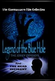 Legend of the Blue Hole Poster