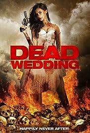 Dead Wedding Poster