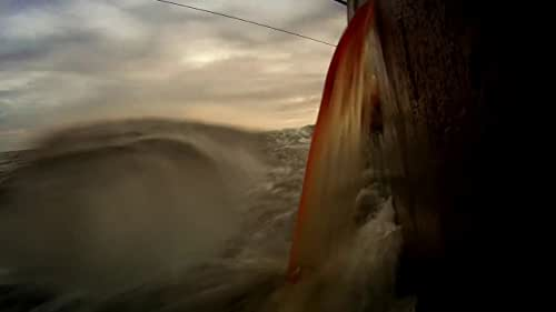 A documentary shot in the North Atlantic and focused on the commercial fishing industry.