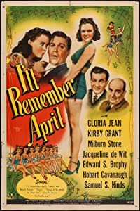 I'll Remember April USA