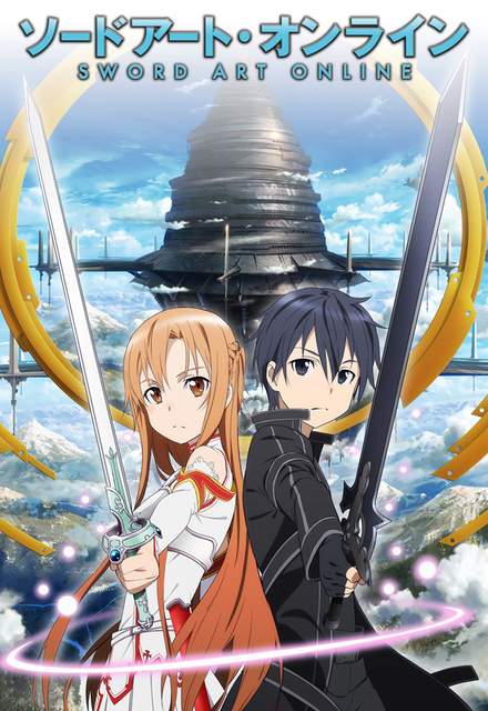 SAO - Asuna y Kirito