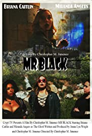 Mr. Black Poster