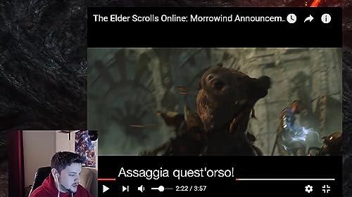 The Elder Scrolls Online: Morrowind E3 2017 Trailer (Italian Subtitled)