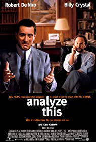 Robert De Niro and Billy Crystal in Analyze This (1999)